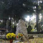 Cintorín v Starej Haliči