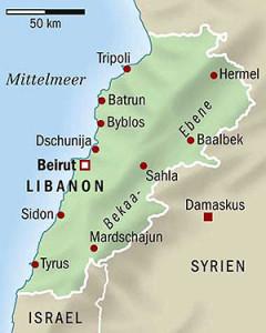 Libanon_klein