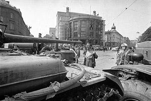 Pripomíname si:  Vpád vojsk Varšavskej zmluvy pod vedením ZSSR do Československa 21. augusta 1968