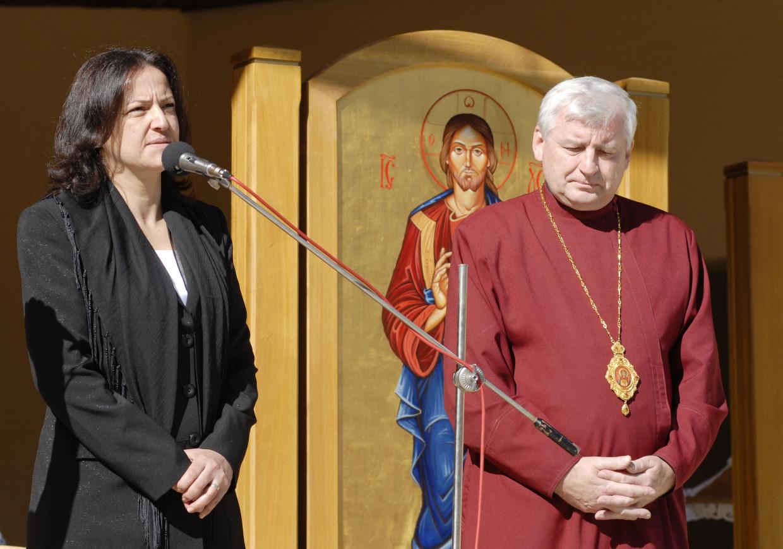 Aktuálne: Myrna Nazzour zo Sýrie na Slovensku!