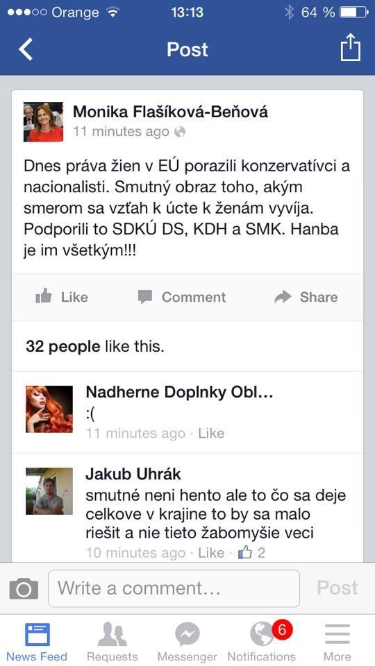 Stanovisko-Benovej-na-FB