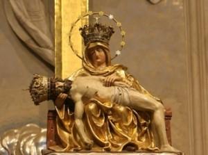 Narodna put na Slavnost Sedembolestnej Panny Marie v Sastine-Strazach