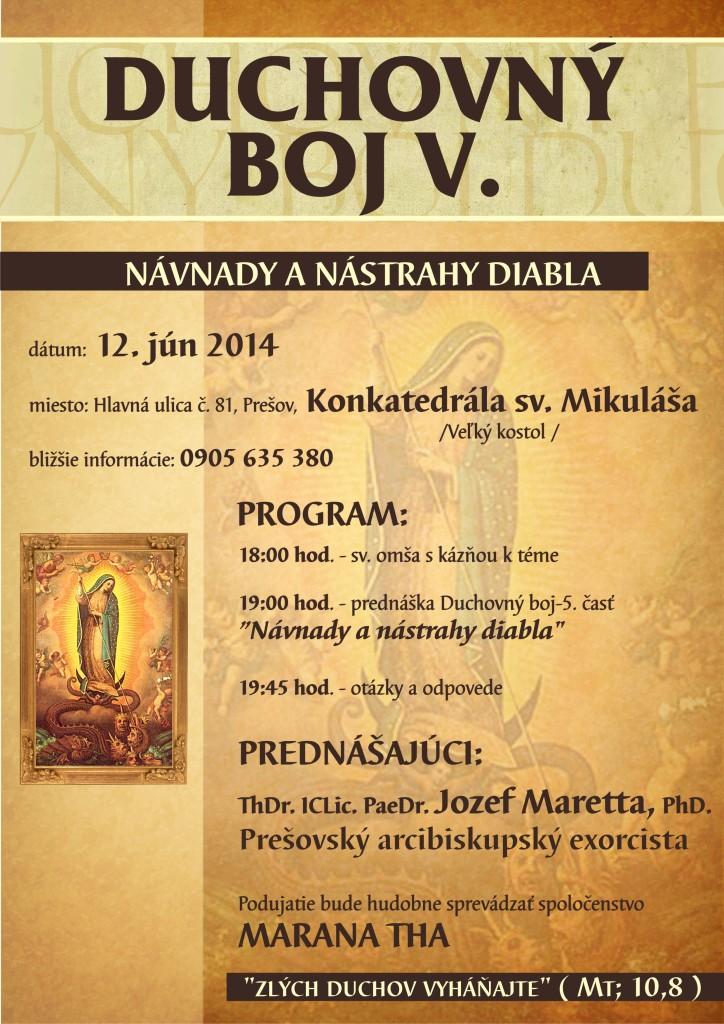 duchovny boj-navnady a nastrahy diabla
