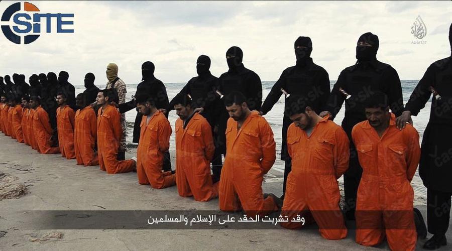 islamsky-stat-islamisti-poprava-krestania-libya