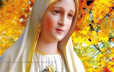 Posolstvo Kráľovnej pokoja, 25. apríl 2016: Moje materské srdce krváca… Pred 300 rokmi zomrel sv. Ľudovít Maria Grignion z Montfortu